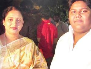Satyam was the face of Sarathi Baba in the entertaiment industry. Here he is seen with top cine star Aparajita Mohanty