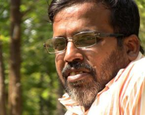 Human rights activist Debaranjan Sarangi
