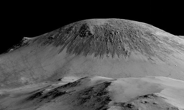 Pic Courtesy: Nasa/JPL/University of Arizona/PA