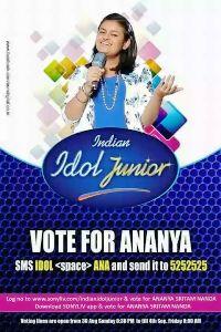 ananya nanda in grand finale