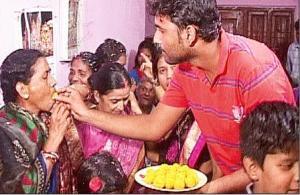 celebrations at ananya village
