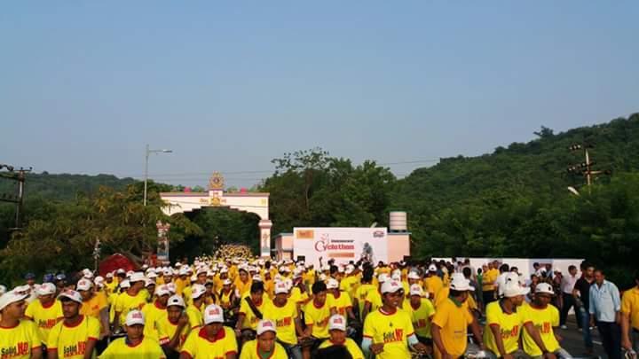cyclothon rally
