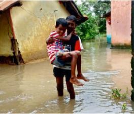 flood in malkangiri