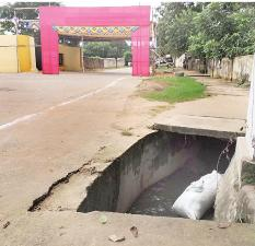 killer drain in nayapalli
