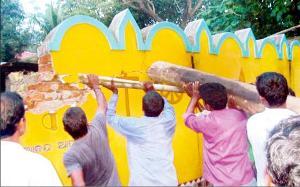 salepur ashram