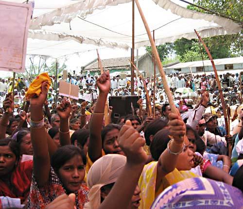 tribal demo