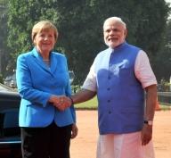 Merkel-Modi