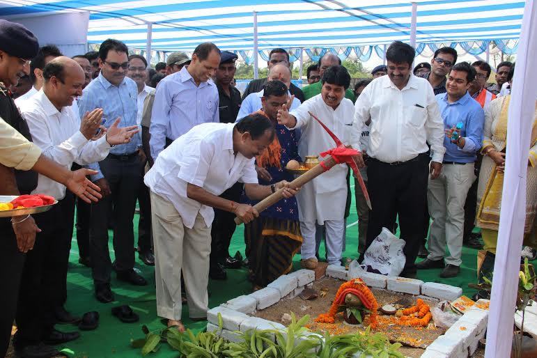 Tata Steel's Odisha industrial park