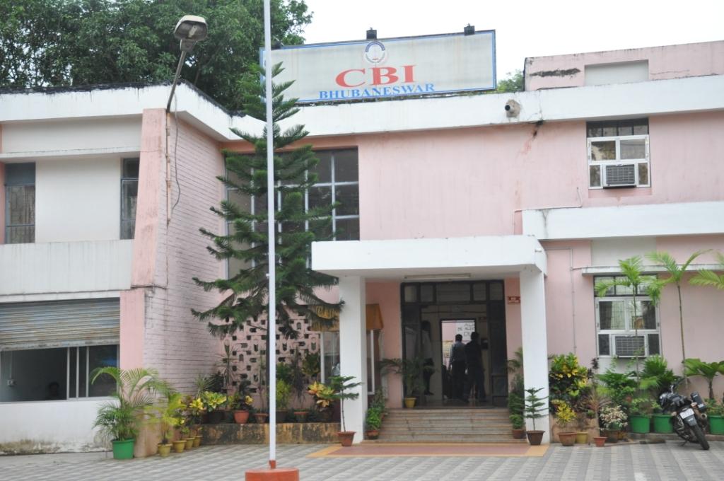 CBI Bhubaneswar