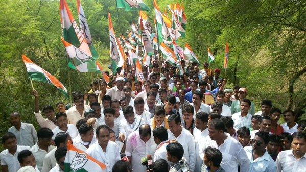 Congress Jagran Yatra