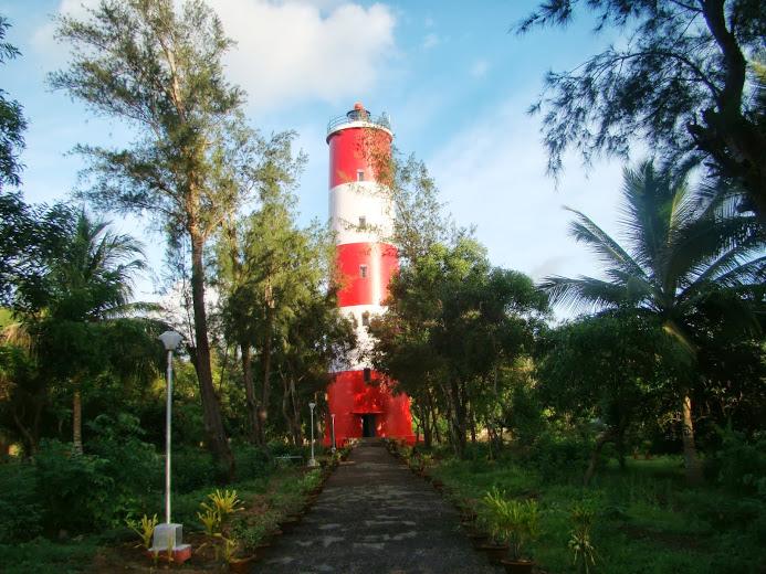 Konark lighthouse