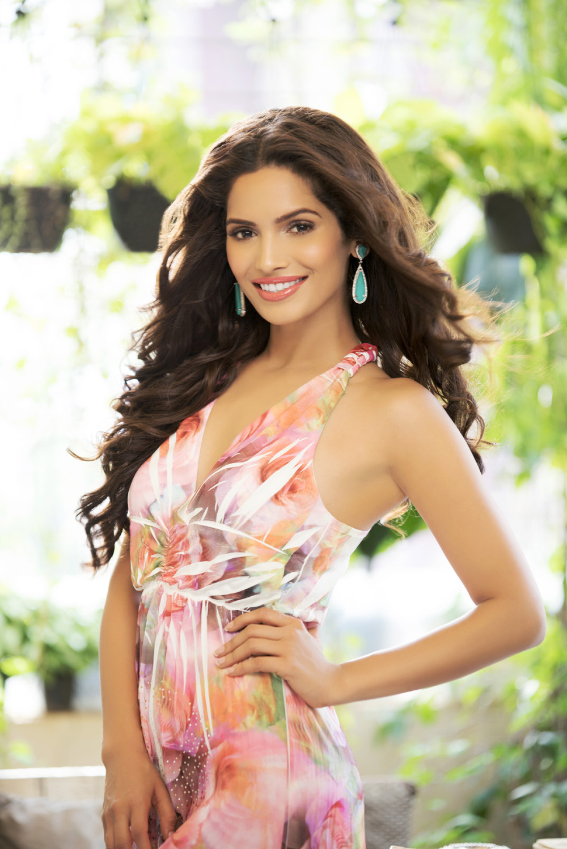 Miss India Vartikka Singh
