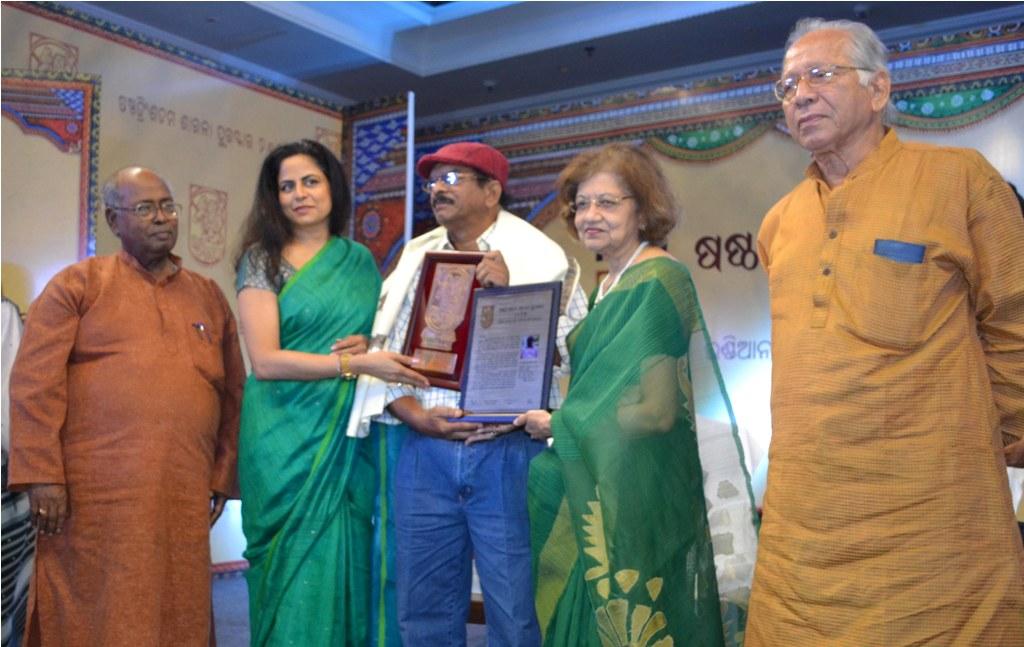 Odia writer Manoj Kumar Panda to get prestigious Sarala Award-2015 (3)