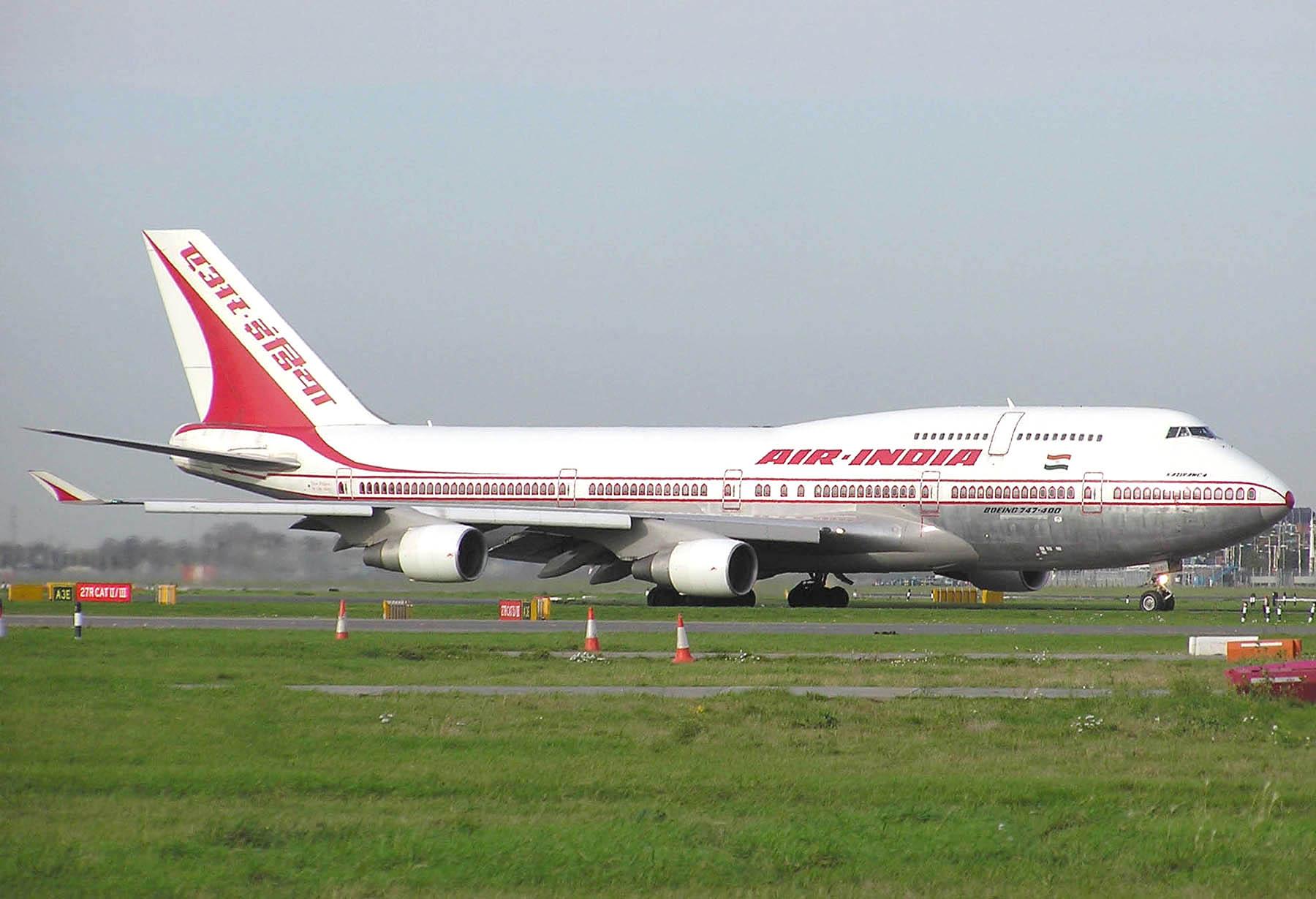 Air India BPIA