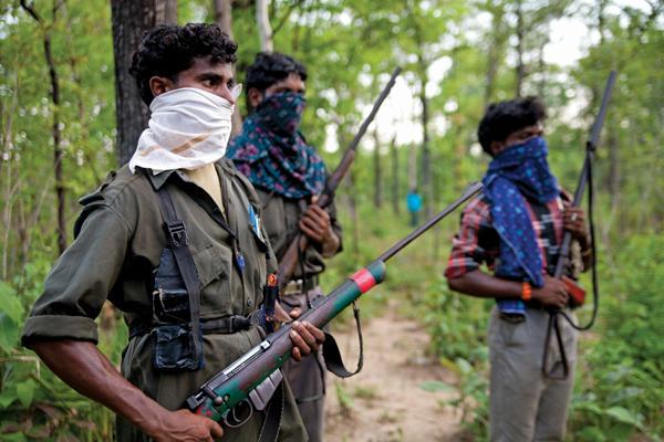 Armed Maoists