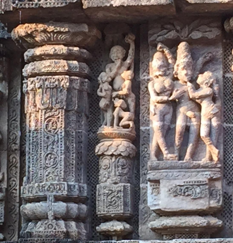 Temple sex move