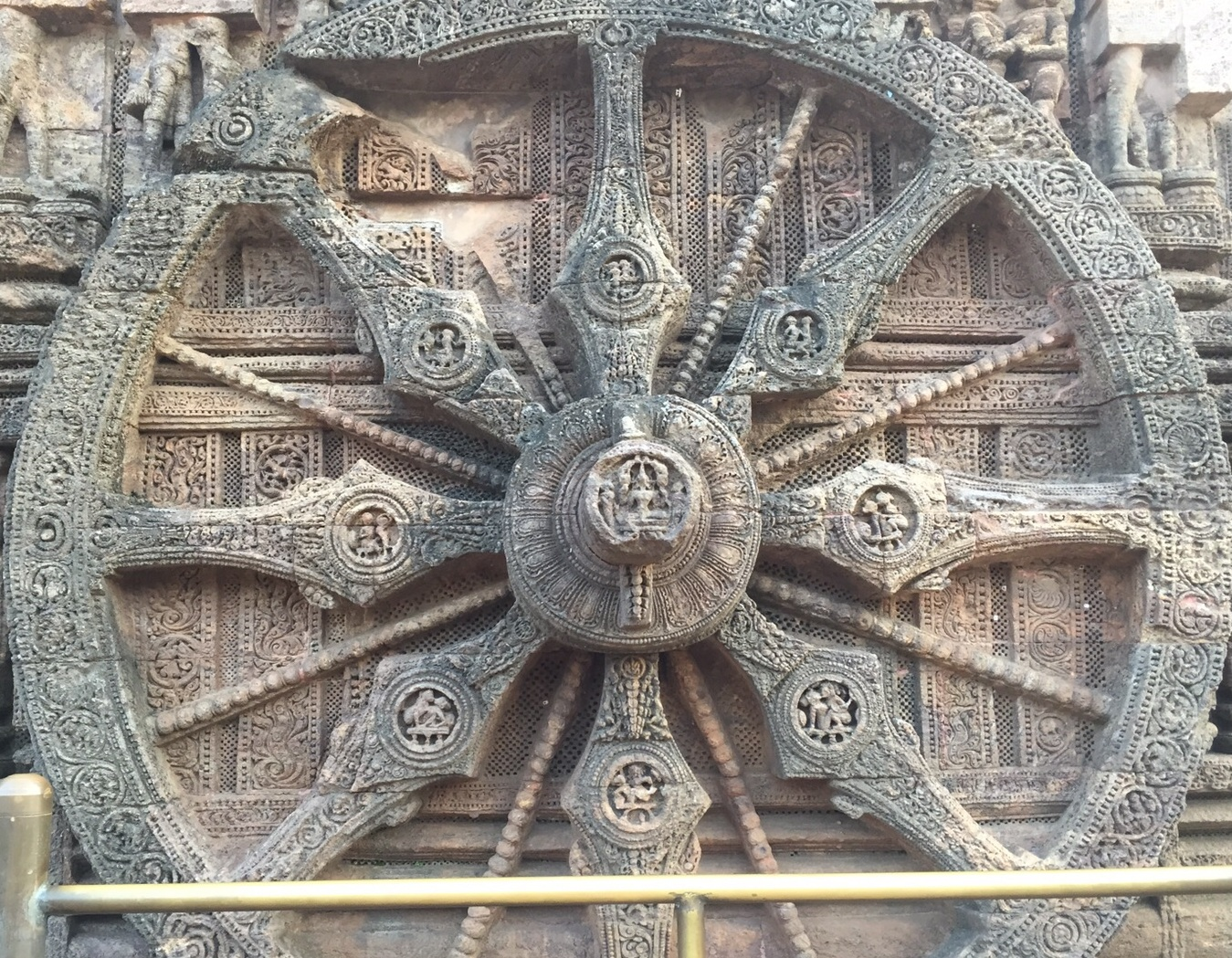 Each sexual position is different from the other on different spokes of the wheel