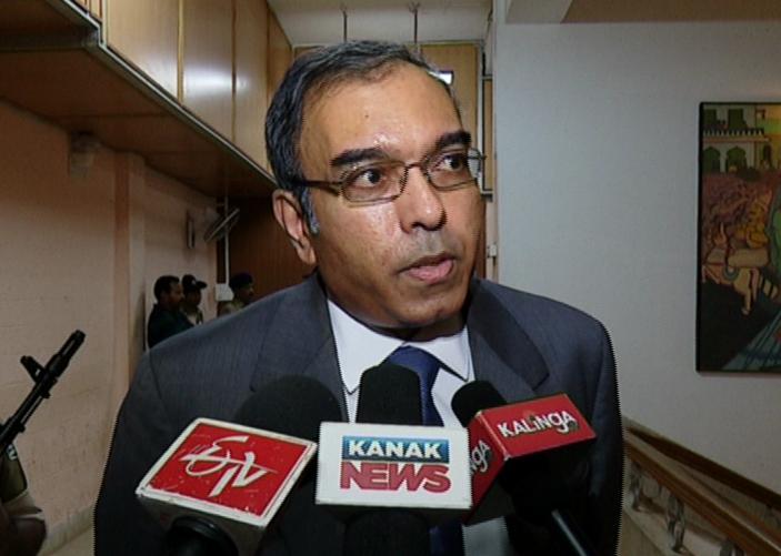 Esala Weerakoon, High Commissioner of Sri Lanka