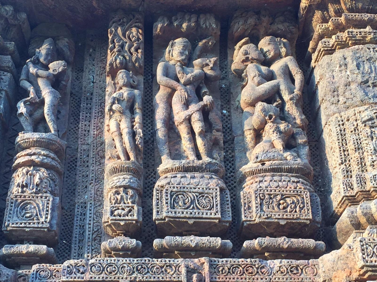 Image result for konark sun temple