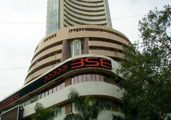 Sensex-closes
