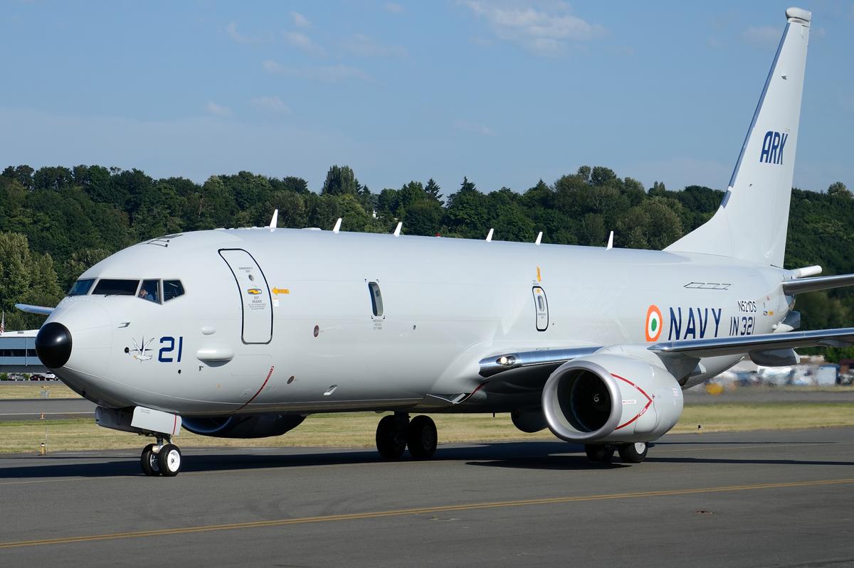 P8i aircraft