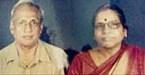 prafulla mishra and wife