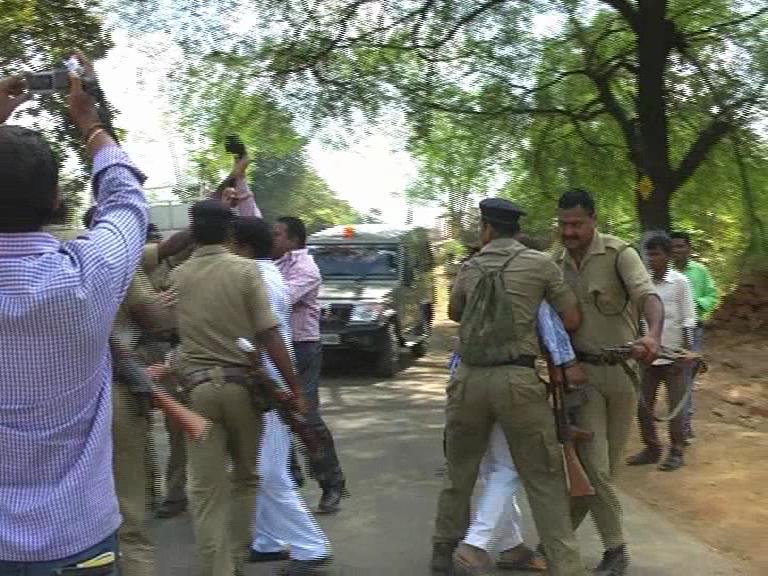 maharathi protest
