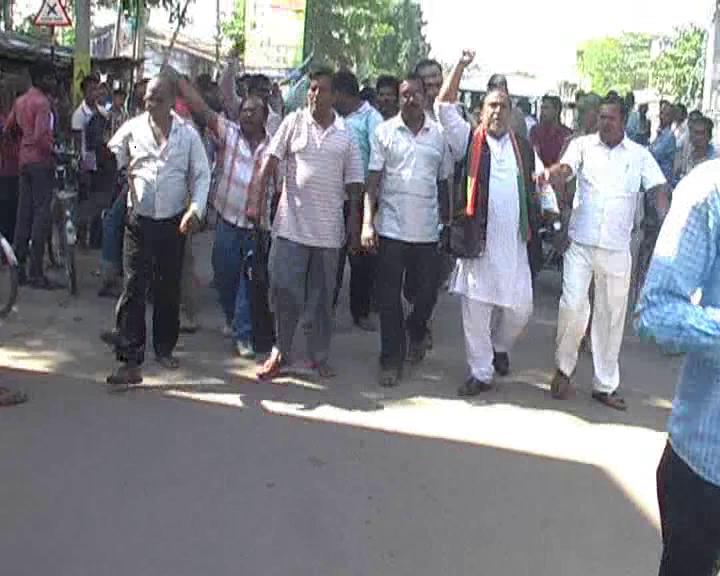 BJP protest Boudh
