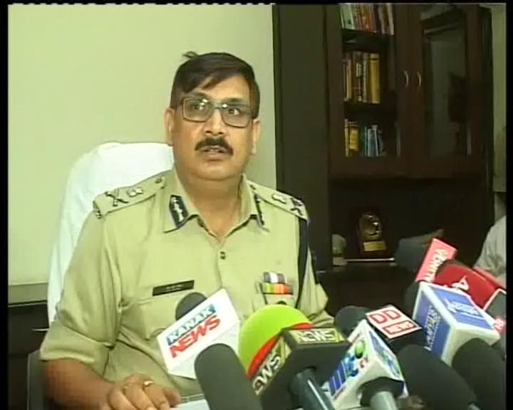 Police DG Kunwar Brajesh Singh