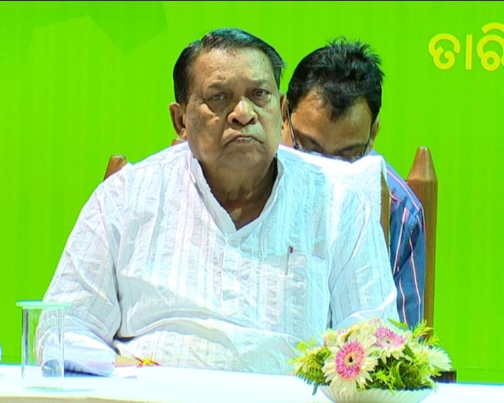 MSME minister jogendra behera
