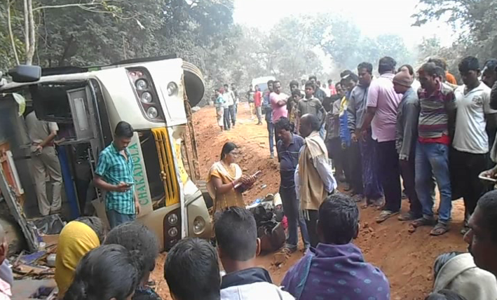 Mohana accident