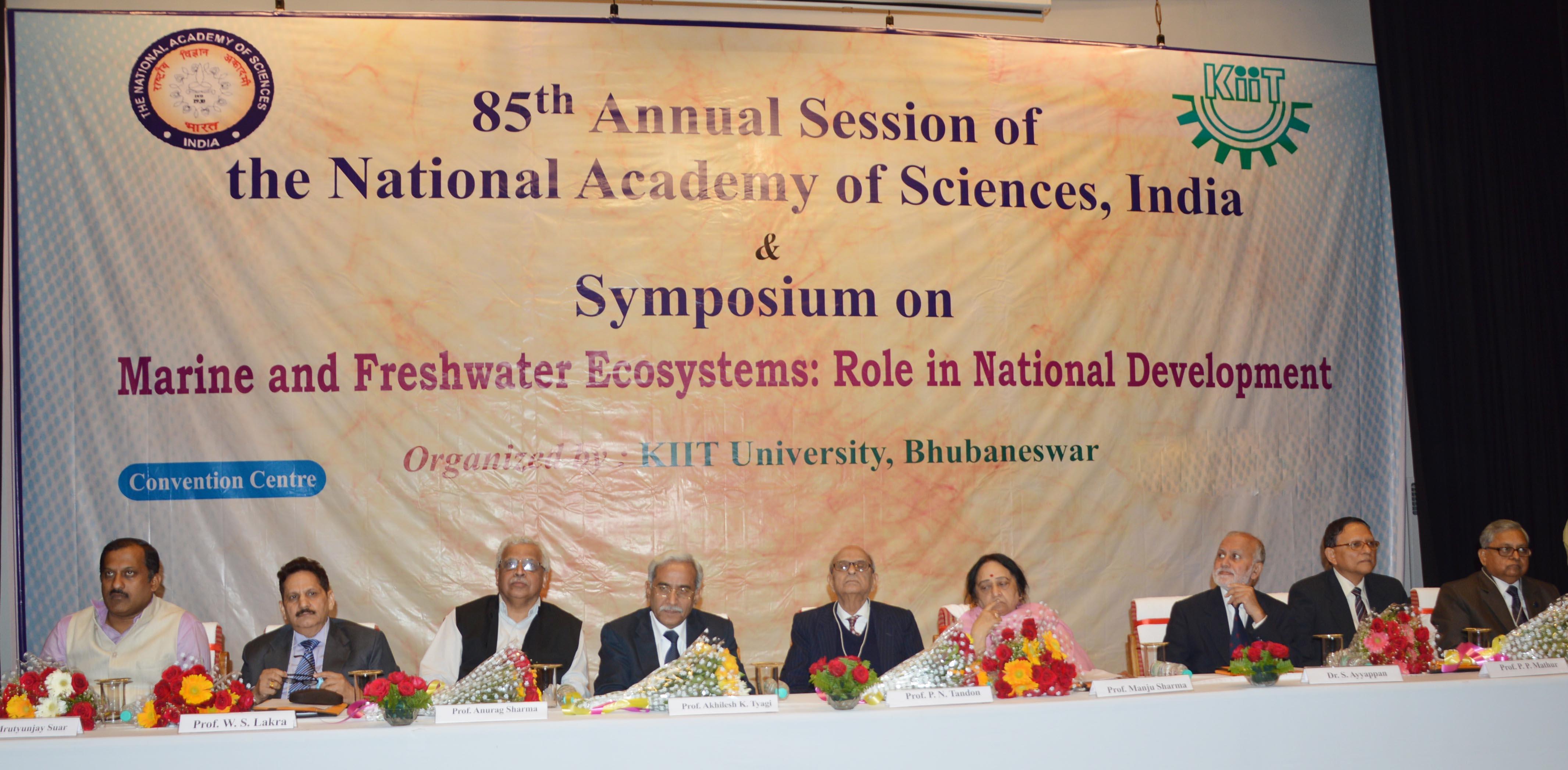 NASI National Symposium KiiT