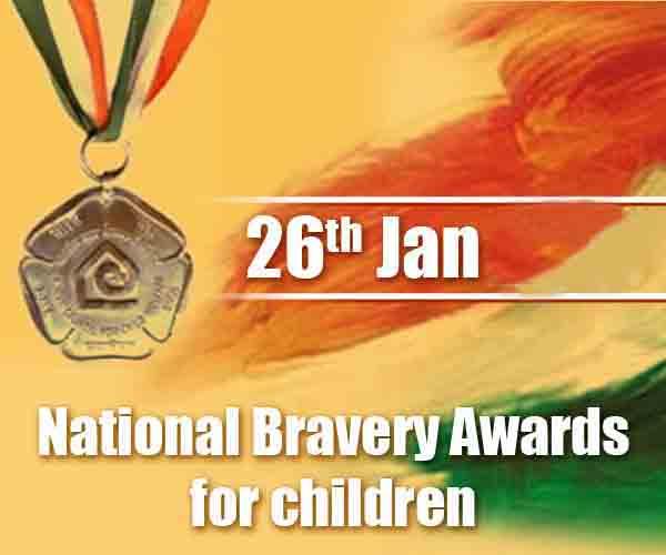 National bravery award
