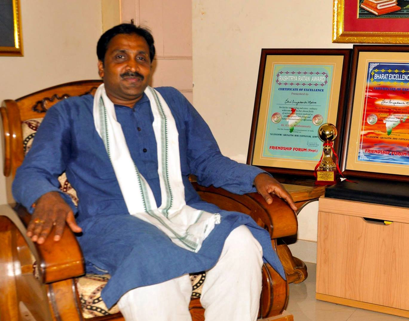 Priyadarshi Mishra BJD MLA