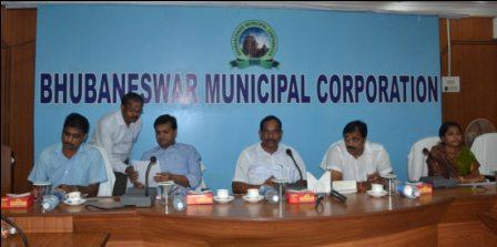 bmc conference hall meeting