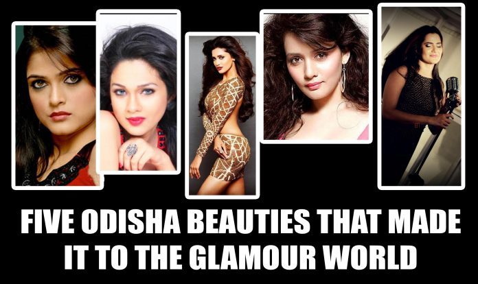 5 Odia Girls Who Made It Big In The Glam World