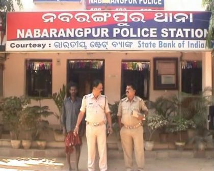 nabarangpur arrest