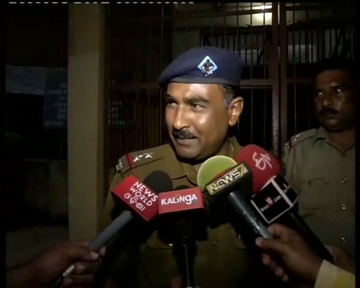 Haridwar GRP officer in Bhubaneswar