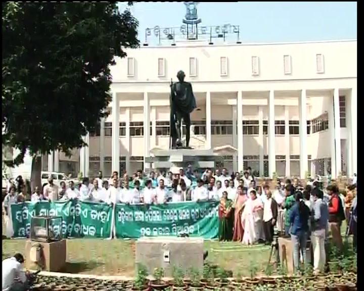 BJD MLA  odisha assembly