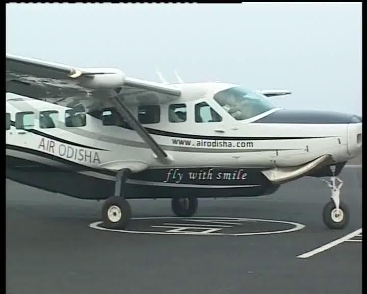 air odisha Cessna 208 Caravan