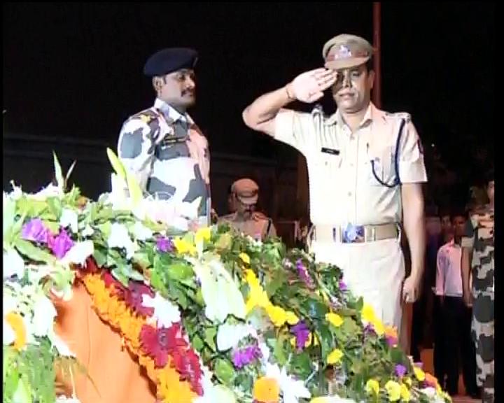 Odisha BSF jawan Kishore Ranjan Rout