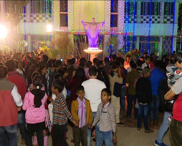 christmas bhubaneswar satya nagar