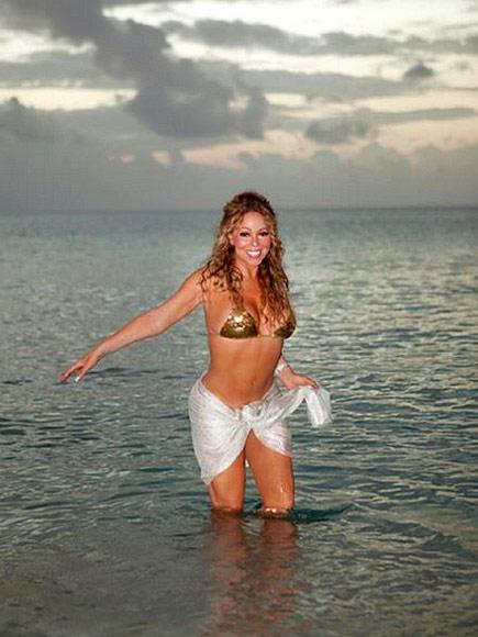 Absolutely agree mariah carey bikini body