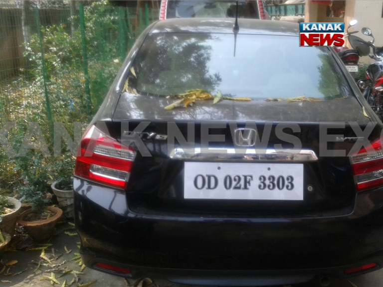 D brothers car seized from Sambalpur