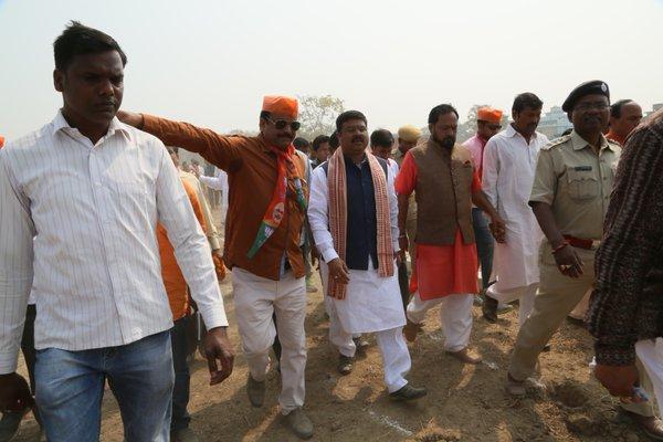 Dharmendra Pradhan bargarh