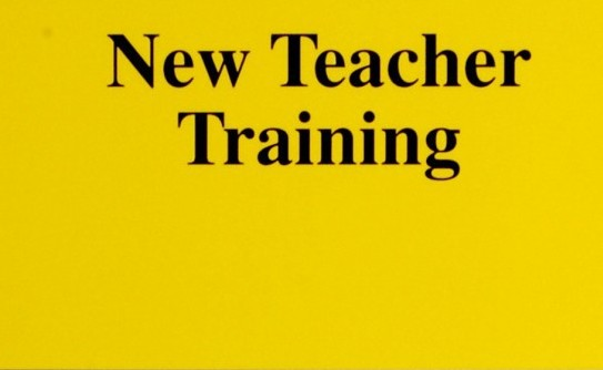 State Teacher Training Policy