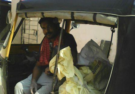 Pradeep Kumar Prusty auto wallah