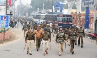 army deployed jat agitation