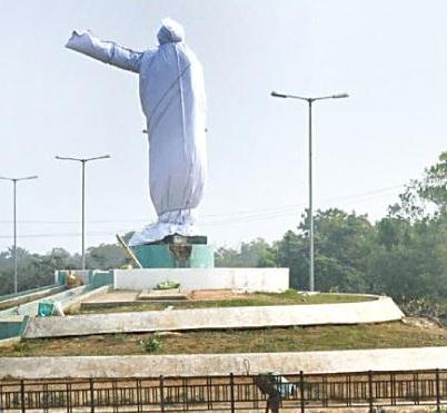 biju statue