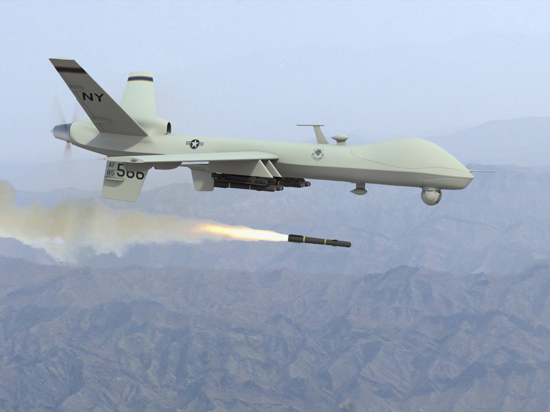 Representative Pic. Courtesy; dronewars.net